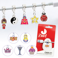 J-Bird Charger Charms